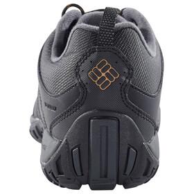 Columbia Peakfreak Woodburn II - Chaussures Homme - Waterproof gris/noir
